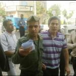 Pastor Behnam Irani, Verhaftung